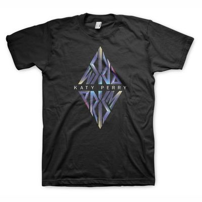 Katy Perry: Prism Point T-Shirt