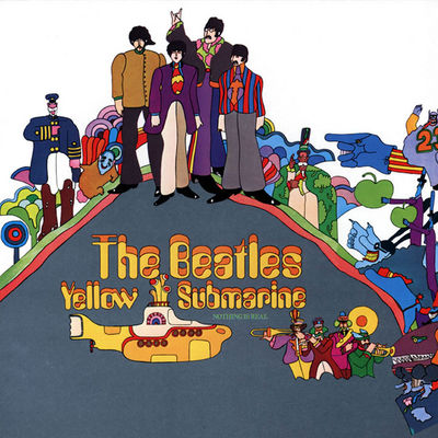 The Beatles: Yellow Submarine (Stereo 180 Gram Vinyl)