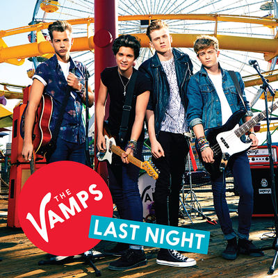 The Vamps: CD1
