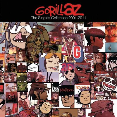 Gorillaz: The Singles Collection 2001-2011