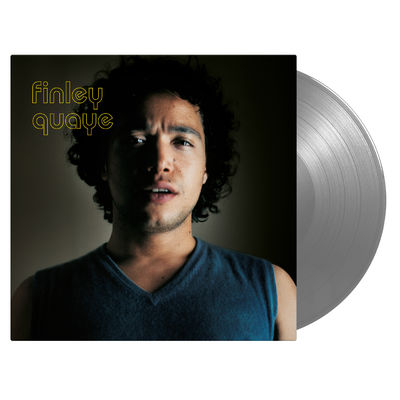 Finley Quaye: Vanguard: Silver Numbered Vinyl