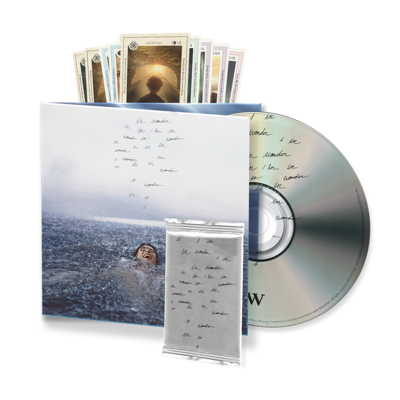 Shawn Mendes: WONDER DELUXE PACKAGE CD W/ LIMITED COLLECTIBLE CARDS PACK V