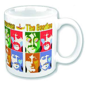 The Beatles: Sea Of Science Boxed Mug