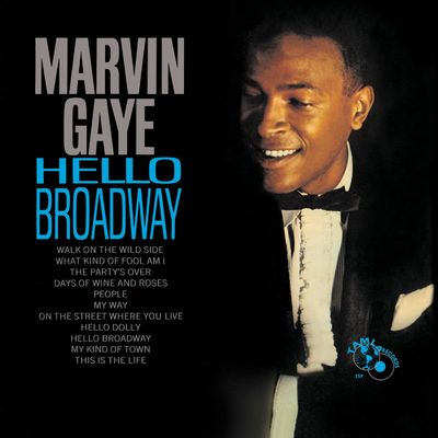 Marvin Gaye: Hello Broadway
