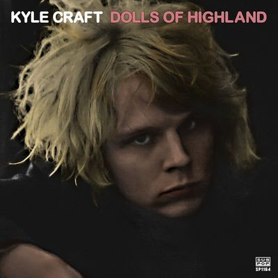 Kyle Craft: Dolls Of Highland: Pink + Black Vinyl