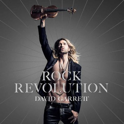 David Garrett: Rock Revolution Deluxe CD/DVD