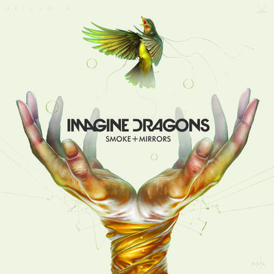 Imagine Dragons: Smoke + Mirrors Deluxe CD Album