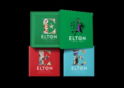 Elton John: Jewel Box 9LP Boxset