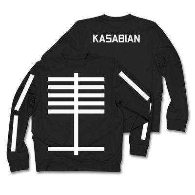 Kasabian: Kasabian Bones Sweatshirt