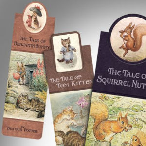 Squirrel Nutkin: Squirrel Nutkin Bookmark