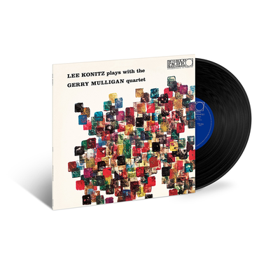 Lee Konitz & Gerry Mulligan : Lee Konitz Plays With The Gerry Mulligan Quartet