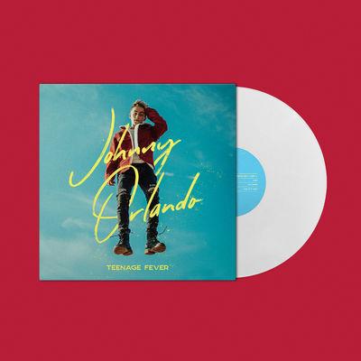 Johnny Orlando: Teenage Fever (White LP)