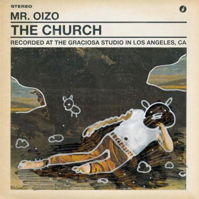 Mr Oizo: The Church