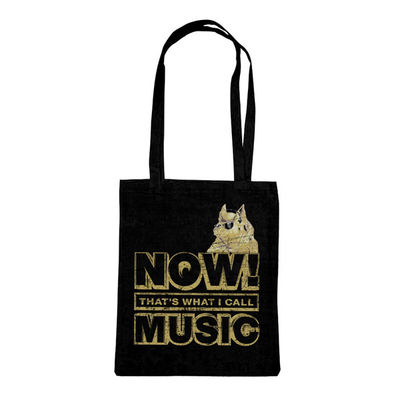 Now Music: NOW! That's What I Call Music Black Tote Bag