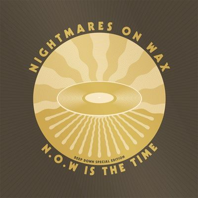 Nightmares On Wax: N.O.W Is The Time