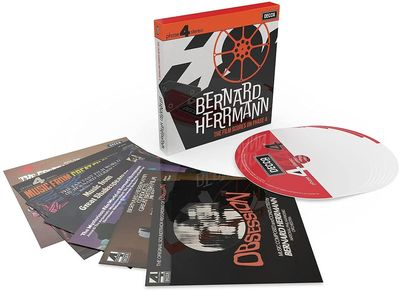 Bernard Herrmann: The Film Scores of Bernard Herrmann