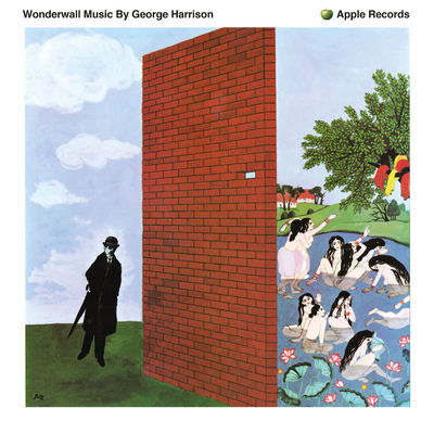 George Harrison: Wonderwall Music