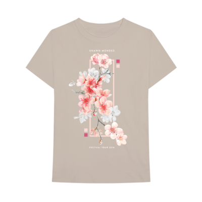 Shawn Mendes: FESTIVAL TOUR T-SHIRT