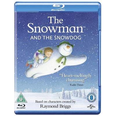 The Snowman: The Snowman and The Snowdog (Blu-ray)