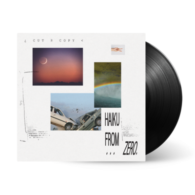 Cut Copy: Haiku From Zero LP