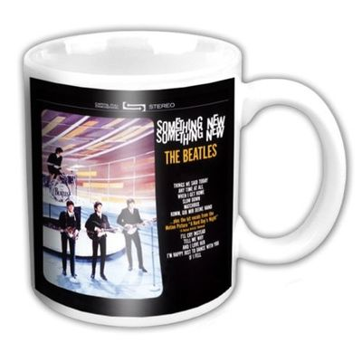 The Beatles: The Beatles Boxed Mini Mug: US Album Something New
