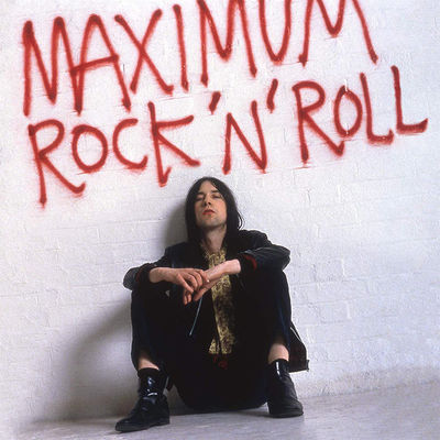 Primal Scream: Maximum Rock 'n' Roll: The Singles Volume 1 & 2 (1986 – 2000)