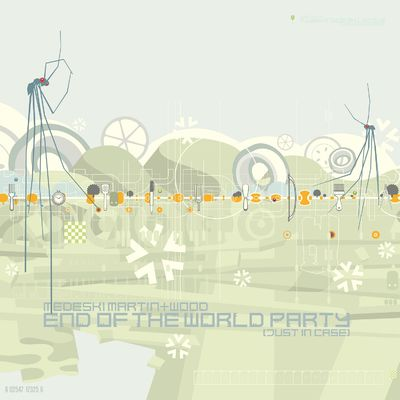 Medeski Martin & Wood: End Of The World Party (Just In Case)