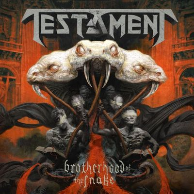 Testament: Brotherhood Of The Snake: Deluxe Embossed Digibook