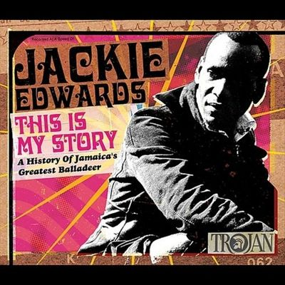 Jackie Edwards: This Is My Story