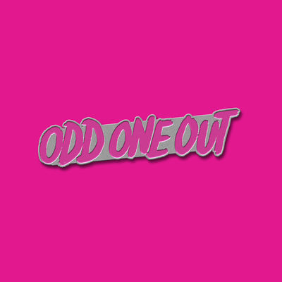 Girli: Odd One Out Pin Badge