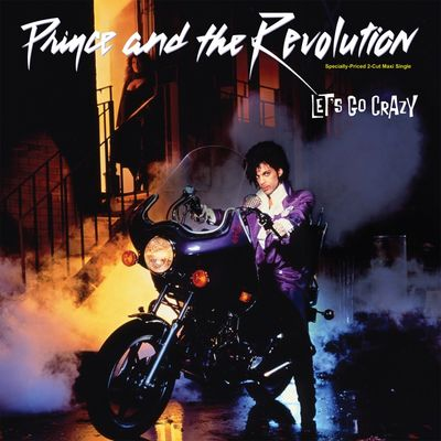 Prince and The Revolution: Lets Go Crazy