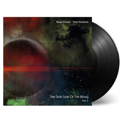 Klaus Schulze: The Dark Side Of The Moog Vol 2.: A Saucerful Of Ambience