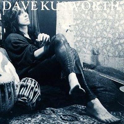 Dave Kusworth: All The Heartbreak Stories LightBlue Coloured Vinyl