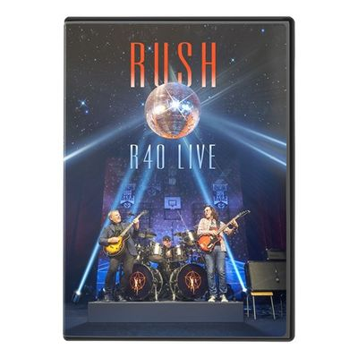 Rush: R40 Live DVD