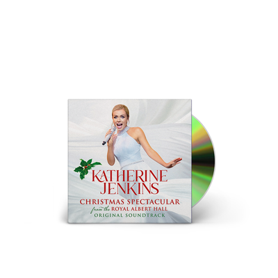 Katherine Jenkins: Katherine Jenkins: Christmas Spectacular Signed CD