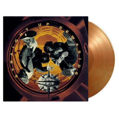 Das EFX: Straight Up Sewaside: Orange + Gold Numbered Vinyl