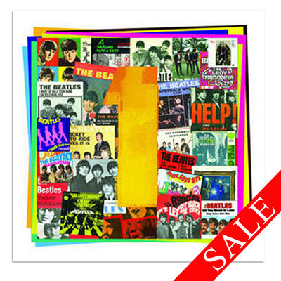The Beatles: 1 Limited Edition Hand Numbered Lithographic print