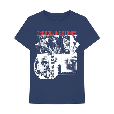 The Rolling Stones: Emotional Rescue T-Shirt
