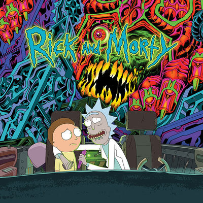 Various Artists: The Rick And Morty Soundtrack: Divers Box