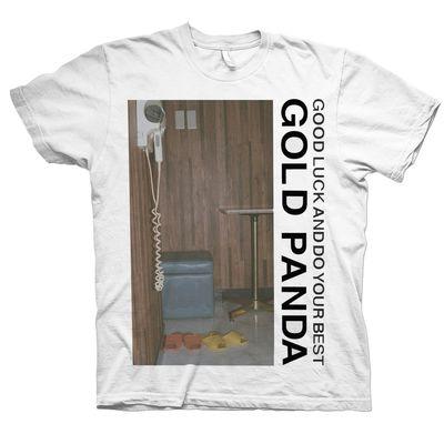 Gold Panda: Gold Panda T-shirt