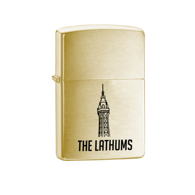 The Lathums: Blackpool Gold Lighter
