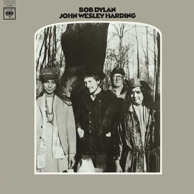 Bob Dylan: John Wesley Harding (2010 Mono Version)