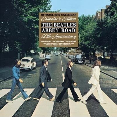 The Beatles: The Beatles Collectors Edition 2020 Calendar