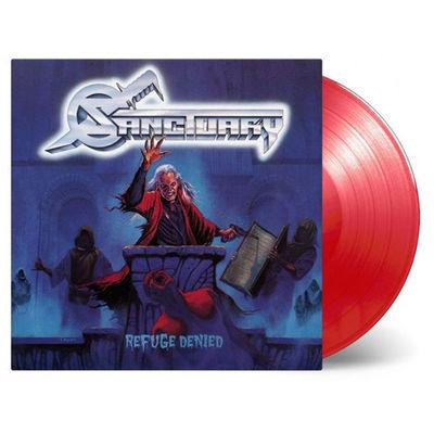 Sanctuary: Refuge Denied - Red Numbered Vinyl
