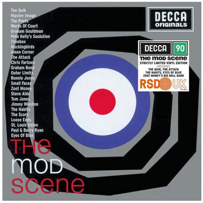 Various Artists: The Mod Scene: Double Heavyweight Vinyl [RSD 2019]