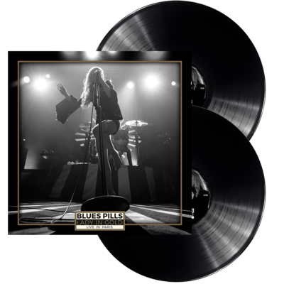 Blues Pills: Lady In Gold - Live In Paris: Ltd. Edition Gatefold Vinyl