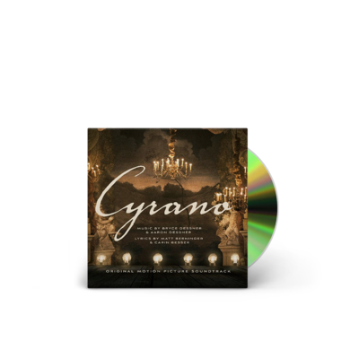 BRYCE DESSNER, AARON DESSNER, CAST OF CYRANO  : Cyrano OST CD