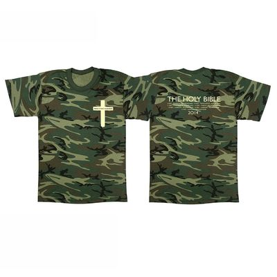 Manic Street Preachers: Camouflage Cross Tour T-Shirt