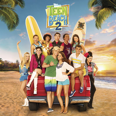 Various Artists: Teen Beach 2 Original Soundtrack CD Album