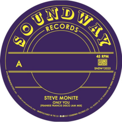 Steve Monite: Only You / Hafi Deo